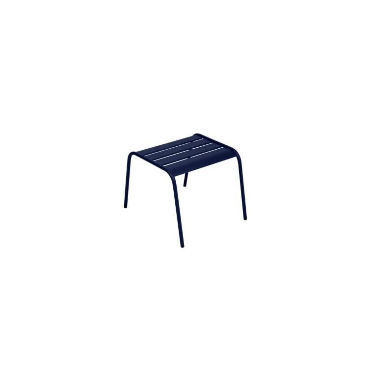 Table basse Monceau Bleu abysse 417947