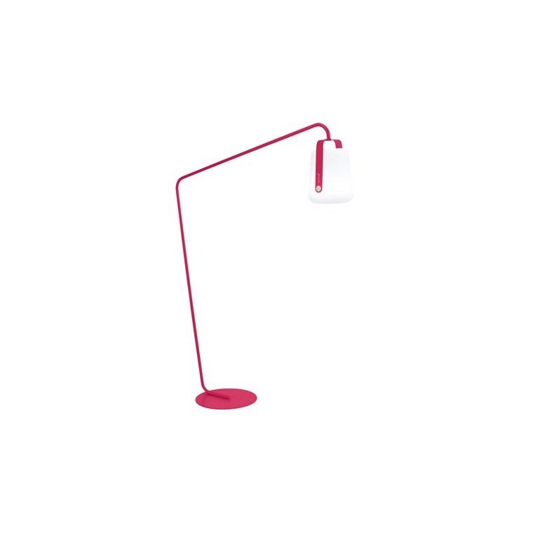 Pied déporté rose praline pour lampe Balad Fermob Ø 44 x H 190 cm 418081