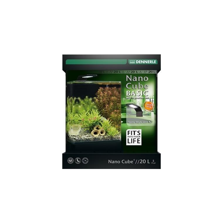 Nano Cube Basic 20 L Style Led M L25xP25xH30 cm 418242