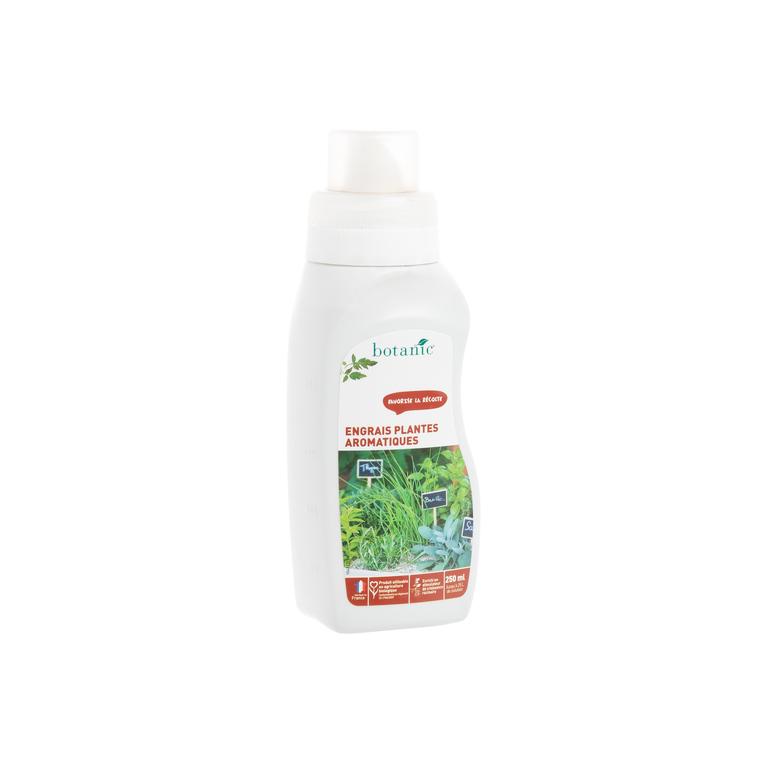 Engrais plantes aromatiques 250 ml botanic® 418562