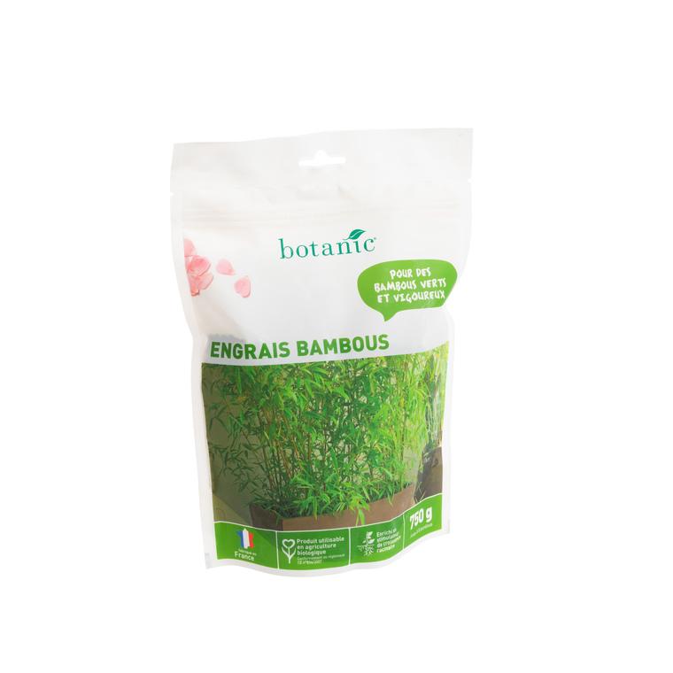 Engrais bambous 750 gr botanic® 418592