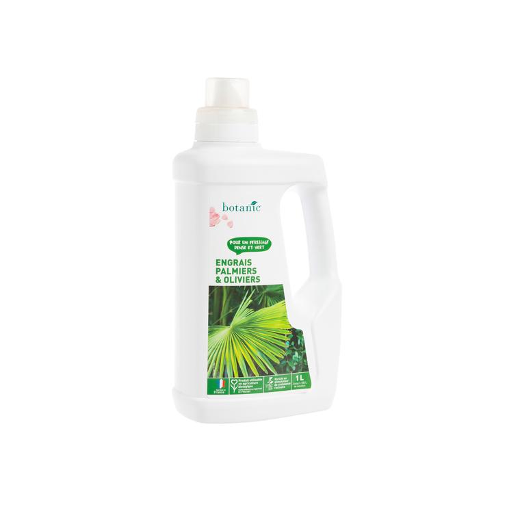 Engrais palmiers et oliviers 1L botanic® 418622