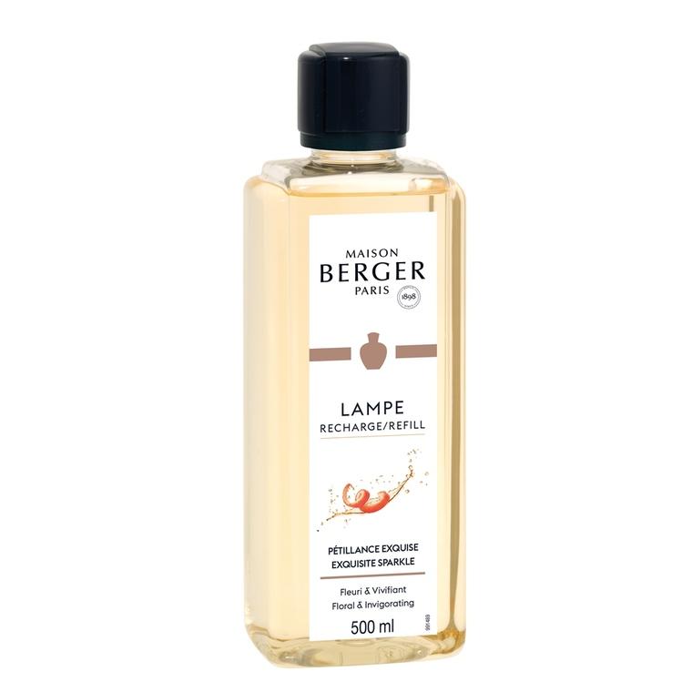 Parfum pétillance exquise en flacon de 500 ml 418646