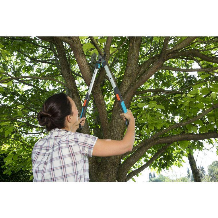 Coupe branches Gardena Telecut 520-670 B gris 419926