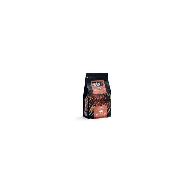 Boite de bois de fumage pour porc – Weber 420673