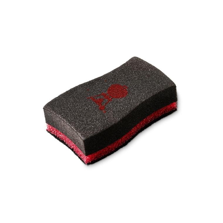 Éponge de nettoyage Weber noire 420679