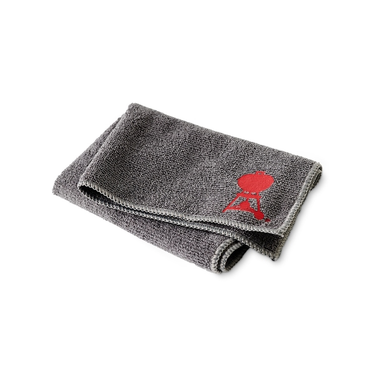 Chiffon microfibre weber noir 16,5 x 8,5 cm 420680