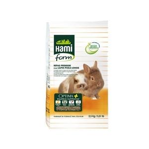 Repas premium lapin nain poils long HamiformŽ 2.5kg