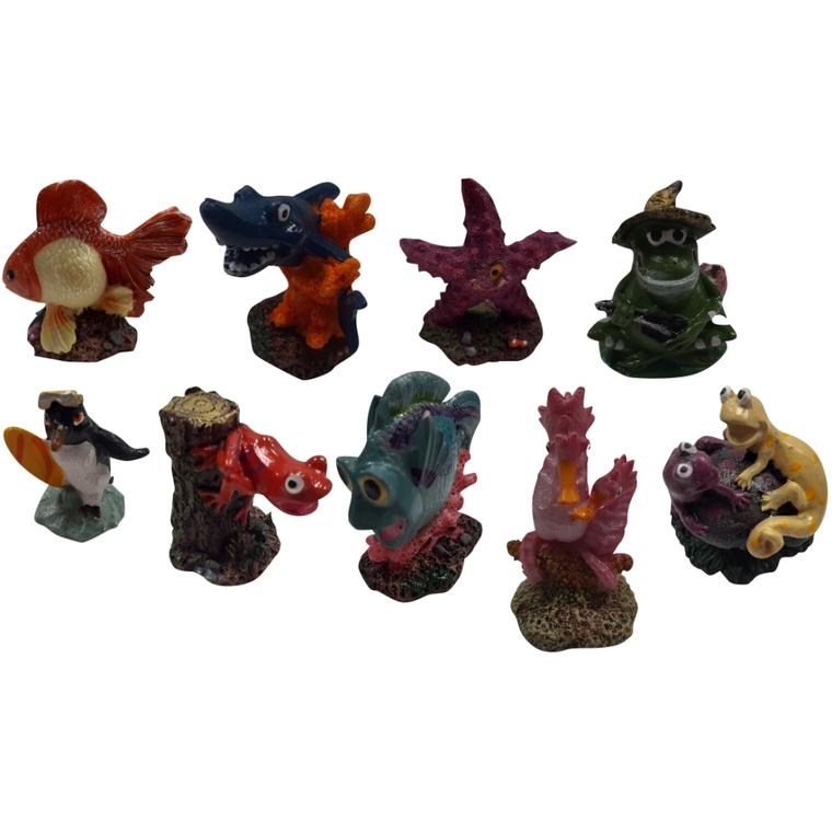 Figurine aqua collector 424196
