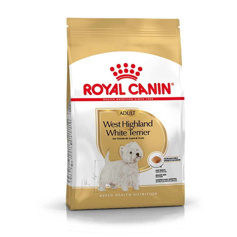 Croquette 1,5kg White Terrier adulte Royal Canin 424522