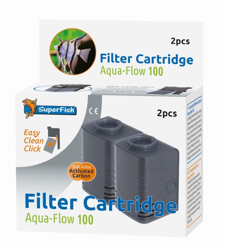 Cartouche filtration filtre aqua flow 100 Aquadistri