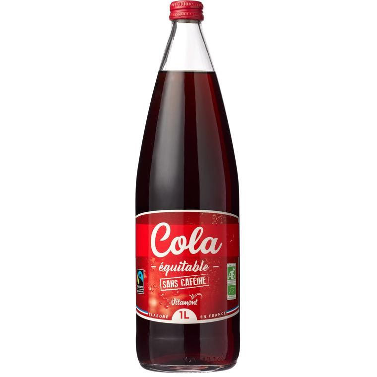 Cola bio 1L 424806