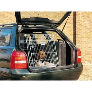 Cage transport chien Dog Residence Mobile 76cm Savic