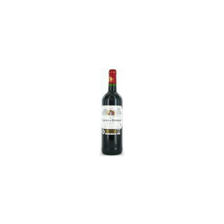 Vin rouge Château des Seigneurs de Pommiers 2009 425896
