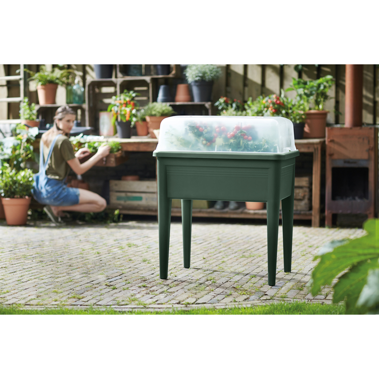 Table de culture super XXL 92 L Green Basics 76,7x58,1x73 cm 426051