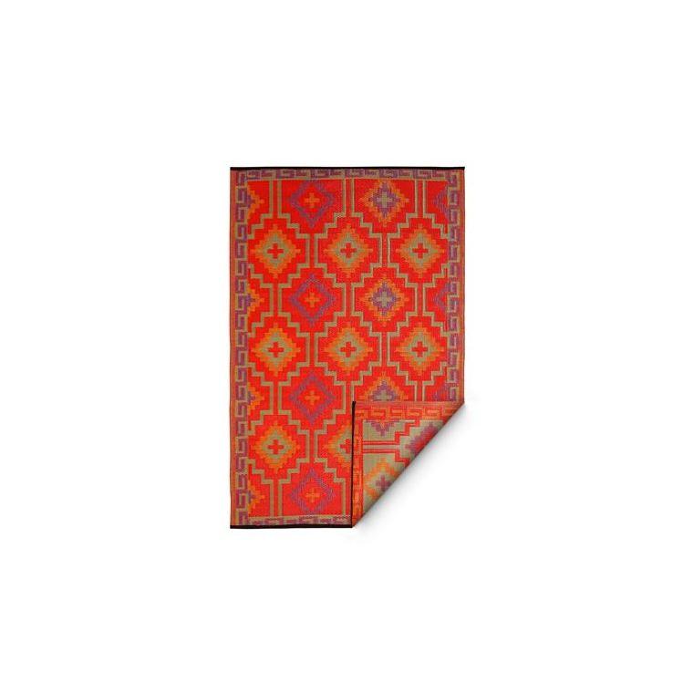 Tapis Lhasa multicolore - 90x150 cm 426705