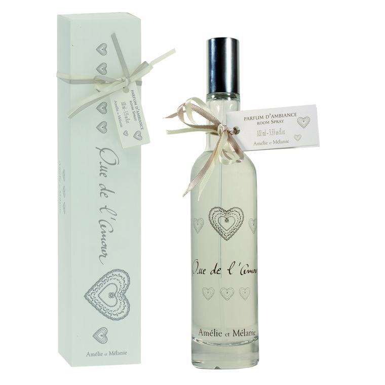 Parfum d'ambiance Que de l'amour au Musc Blanc – 100 ml 42771