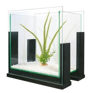 Aquarium bamboo style M