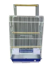 Cage perruche ouverte