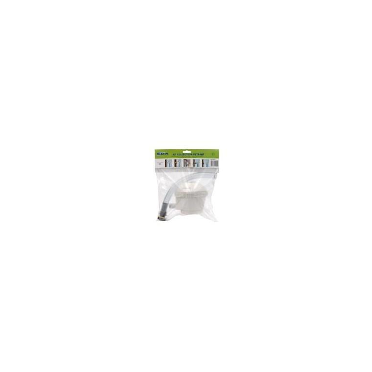 Kit collecteur filtrant universel - couleur gris 436084