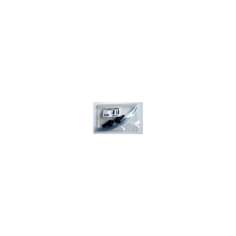 Kit de jumelage universel transparent pour récupérateur d'eau 436085