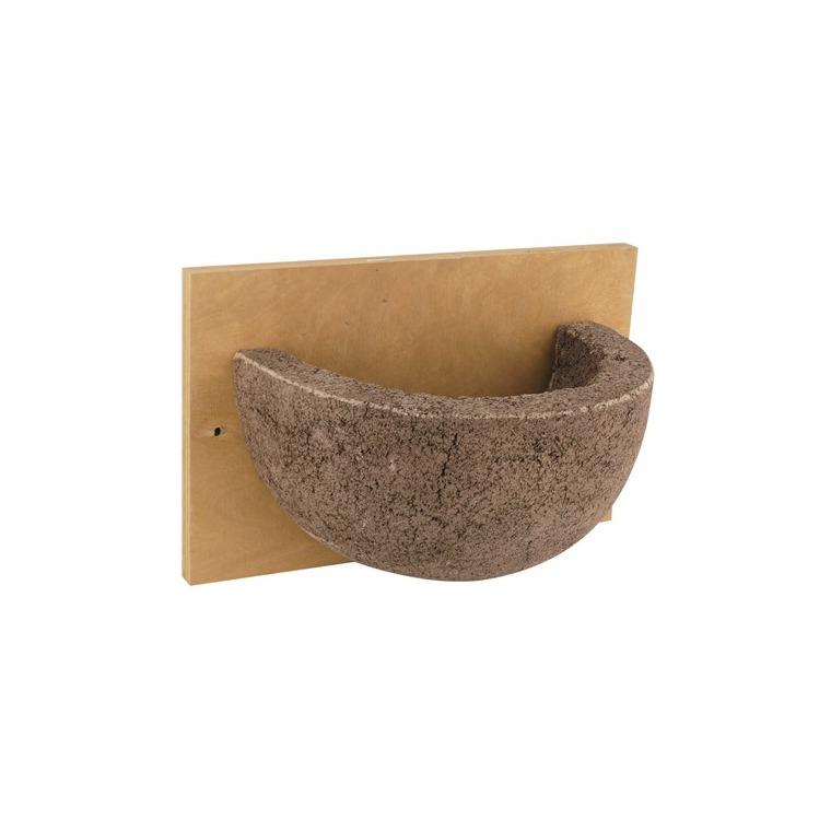 Nichoir meridia pour hirondelles en bois 20 x 11 x 12 cm 438195