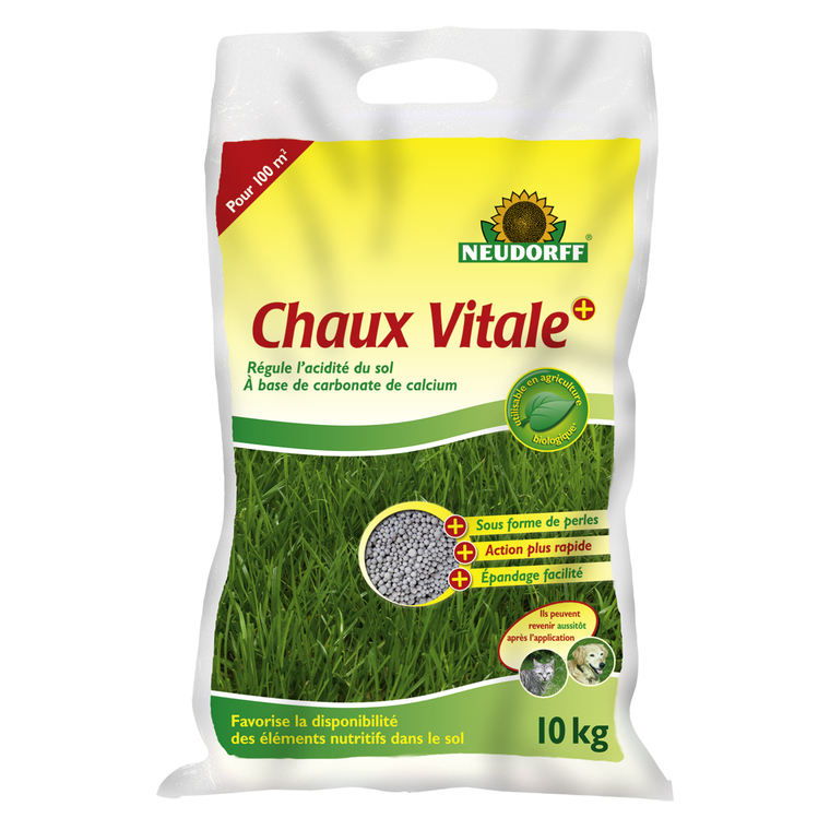Chaux vitale Azet 10 kg