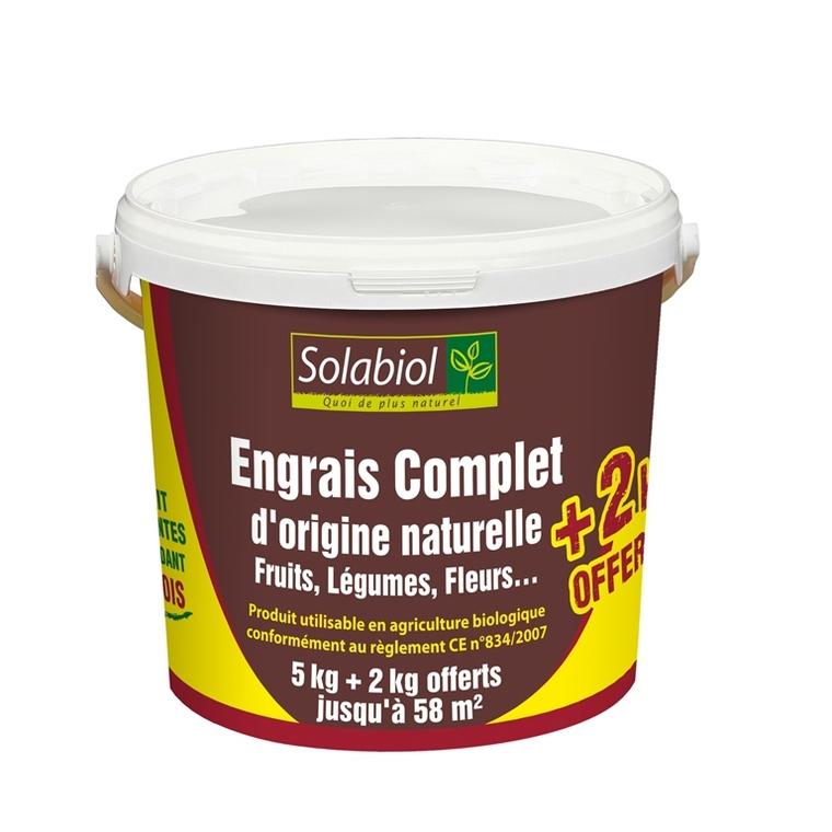 Engrais complet organique 438271
