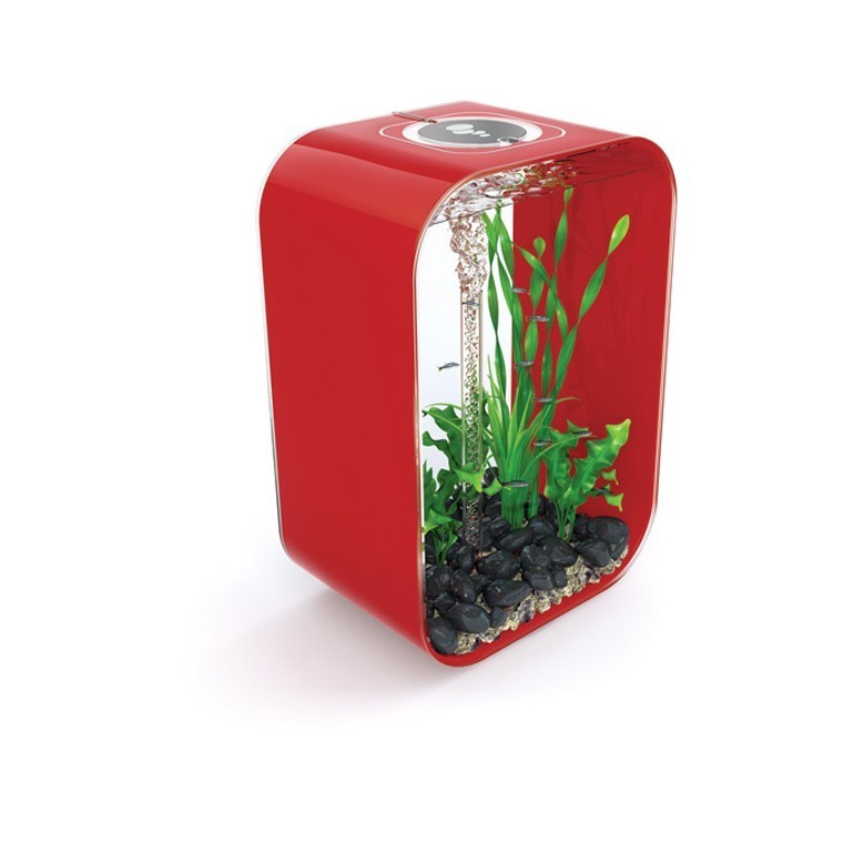 Aquarium BiOrb Life rouge 45L 441466