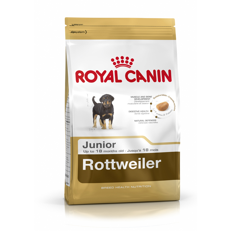 Croquette 12kg Rottweiler junior Royal Canin