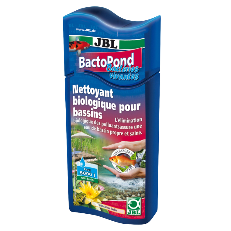 Solution auto-épurante BactoPond  250 ml 44479