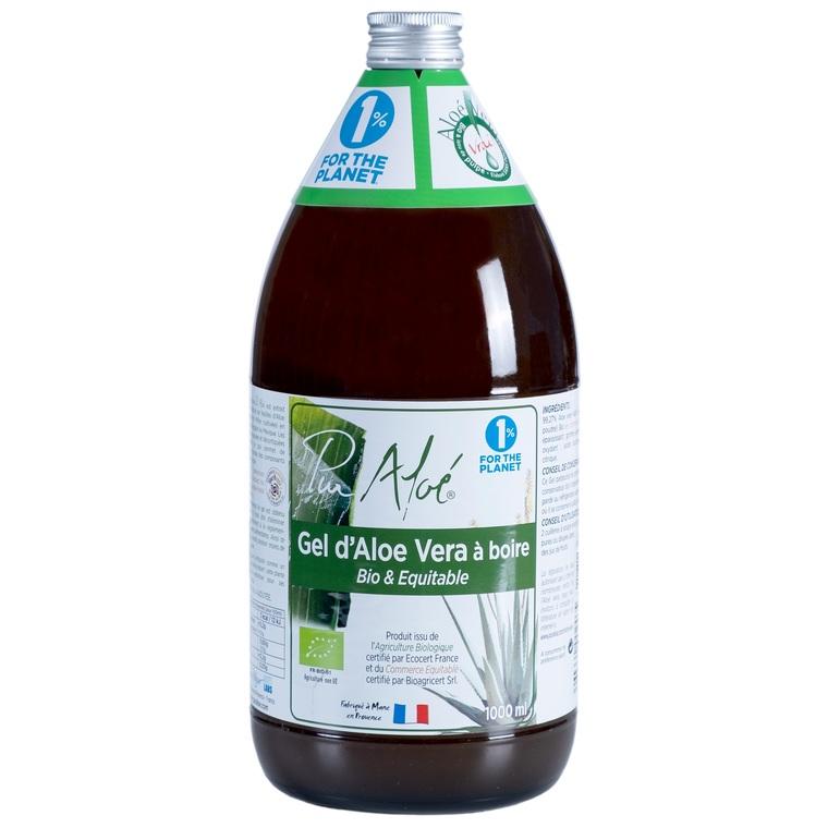 Gel à boire Pur Aloe 1 L 448894
