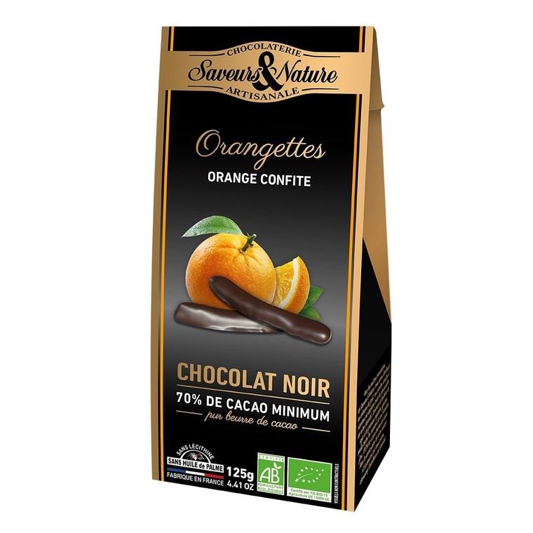 Sachet orangettes 450911