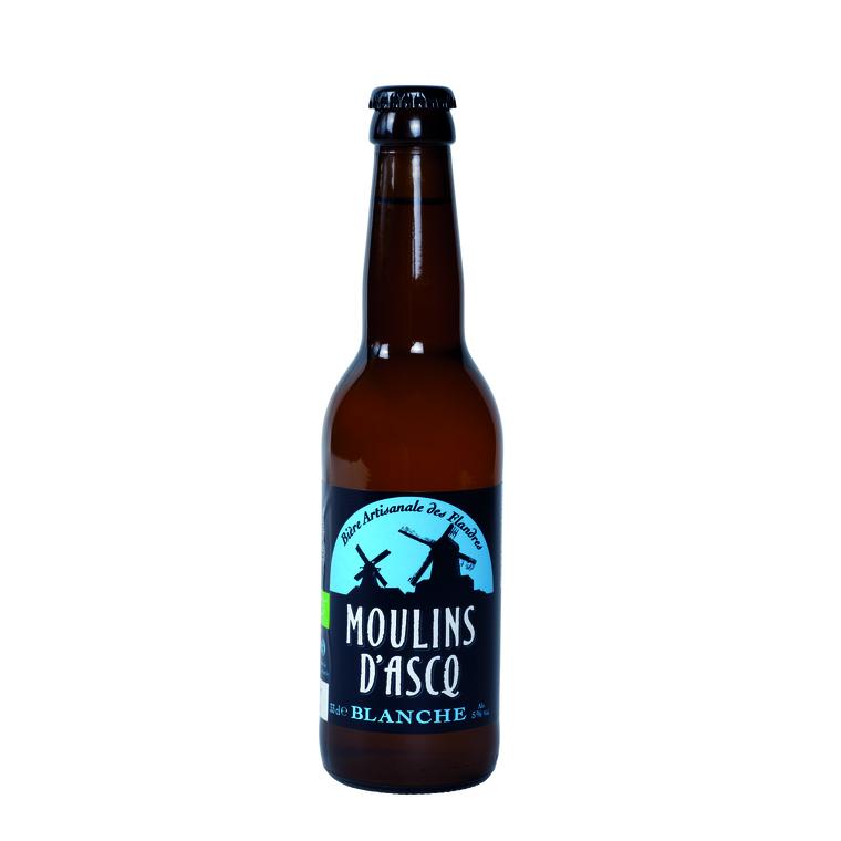 Bière blanche petite bio 33 cl