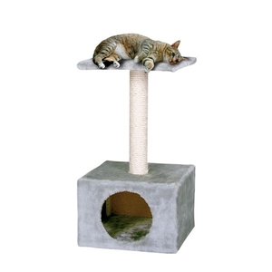 Arbre ŕ chat gris Karlie 55cm