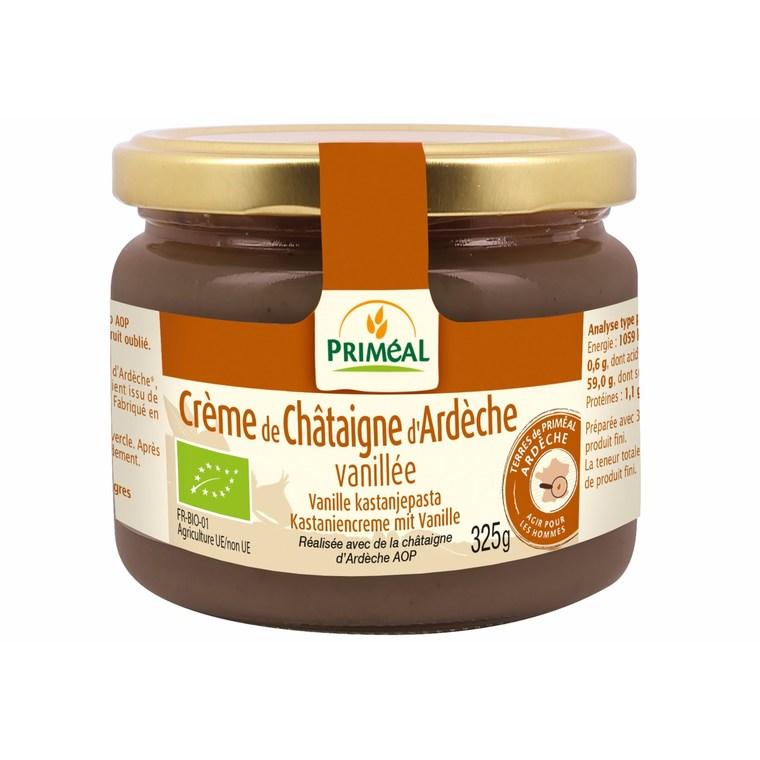 Crème de châtaigne vanillée 451142