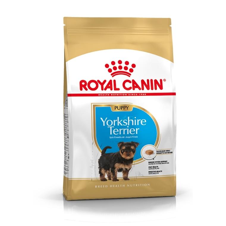 Croquette 1,5kg Yorkshire Terrier junior Royal Canin