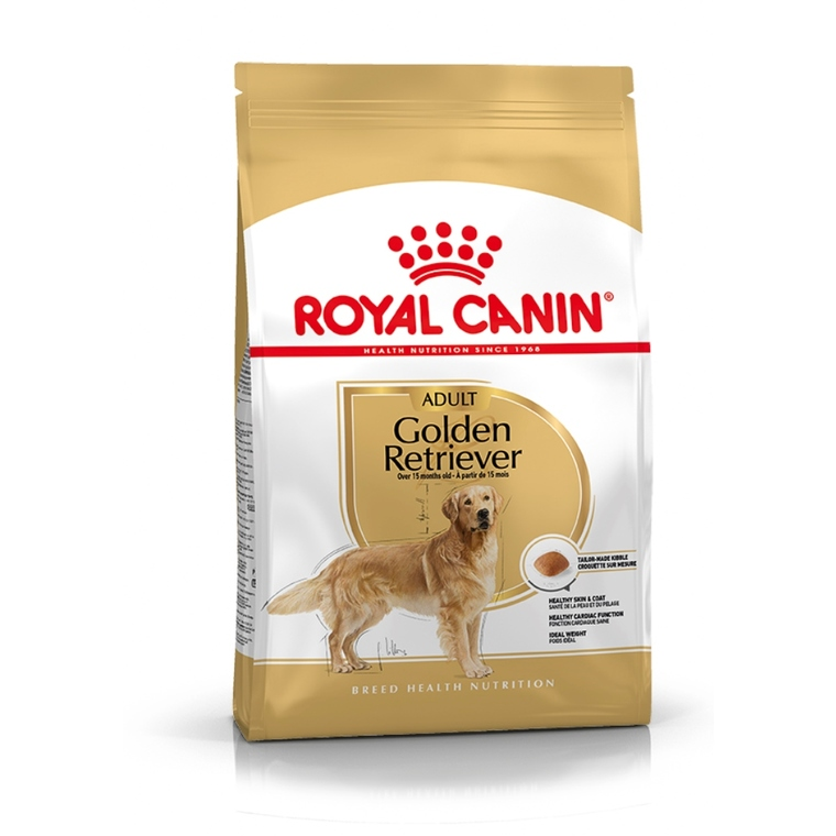 Croquette 12kg Golden retriever adulte Royal Canin 452826