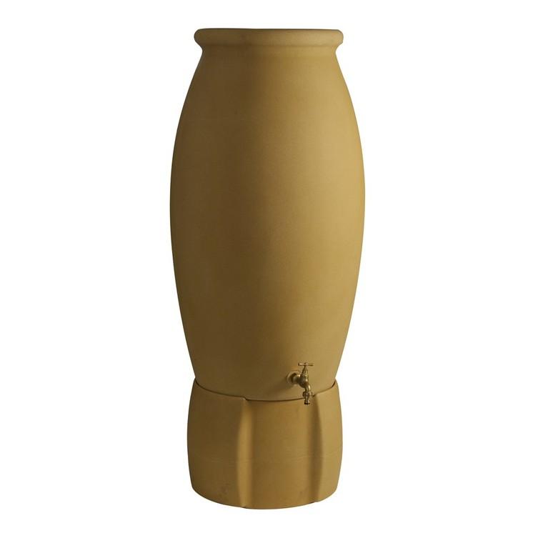 Récupérateur à eau Jarre 235 L beige 453378
