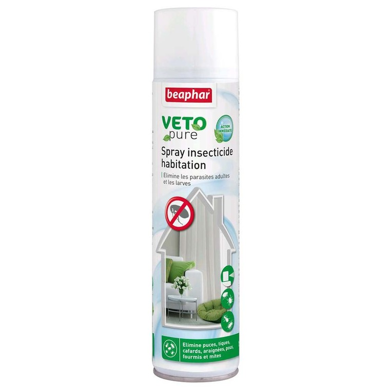 Spray insecticide habitation Beaphar 453640