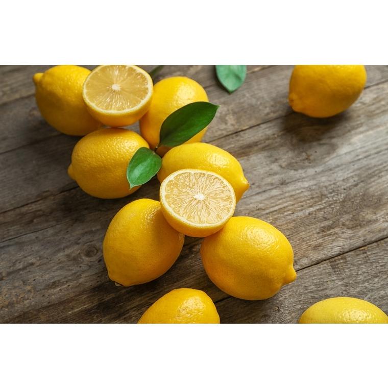 Citron bio d'Italie - Prix au kg 456455