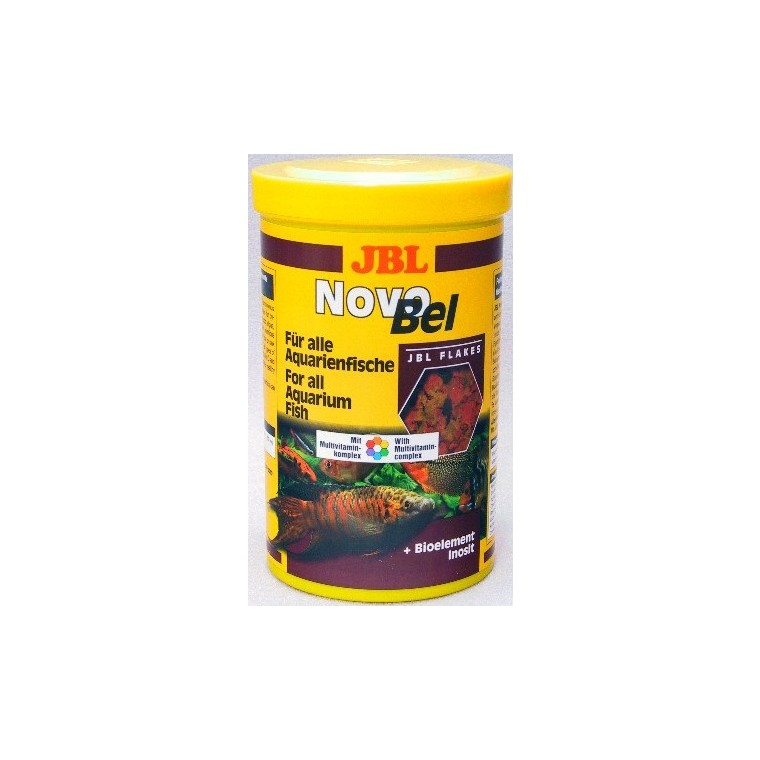 Aliment poisson Novobel 100 ml 460122