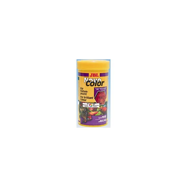 Novocolor rouge pour poissons tropicaux 250 ml 460124
