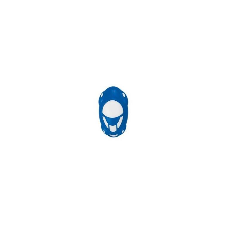 Veilleuse solaire voiture bleue 46266