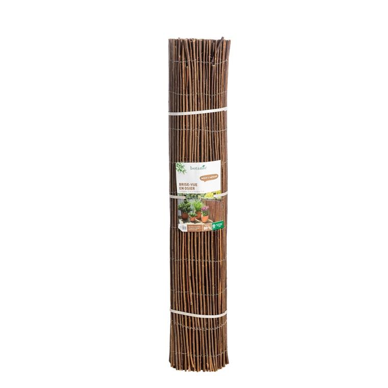 Brise vue en osier chinois 300 x 100 cm 464389