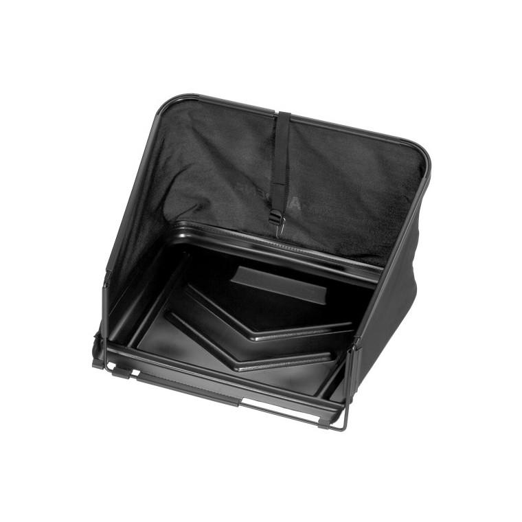 Sac de ramassage noir pour tondeuses Gardena de 49 x 49 x 58 cm 465374