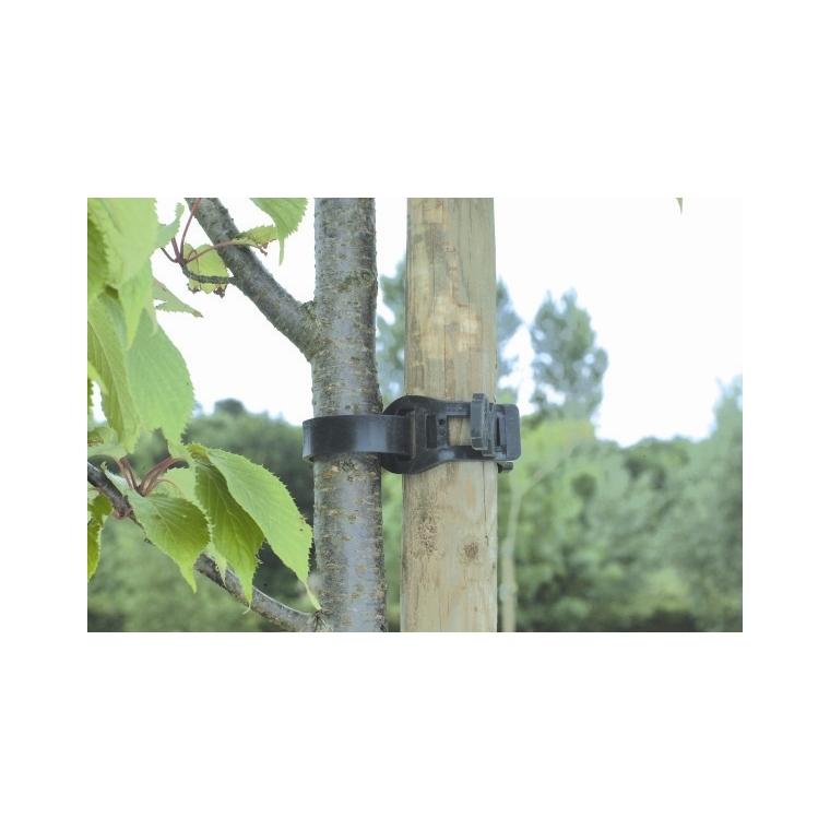 Collier arbre coloris noir 36 cm 466116