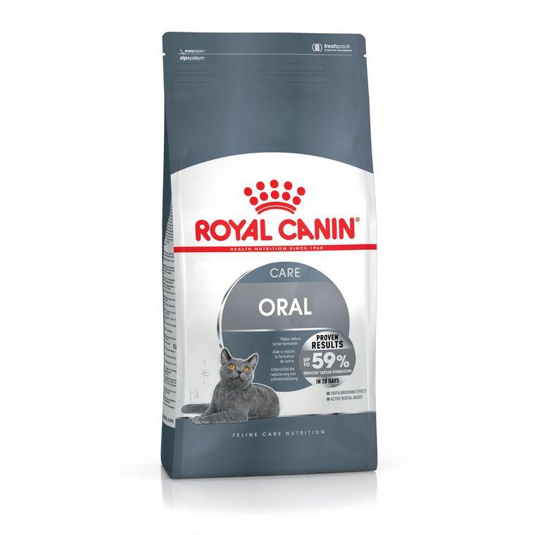 Croquette 8kg chat oral sensitive Royal Canin
