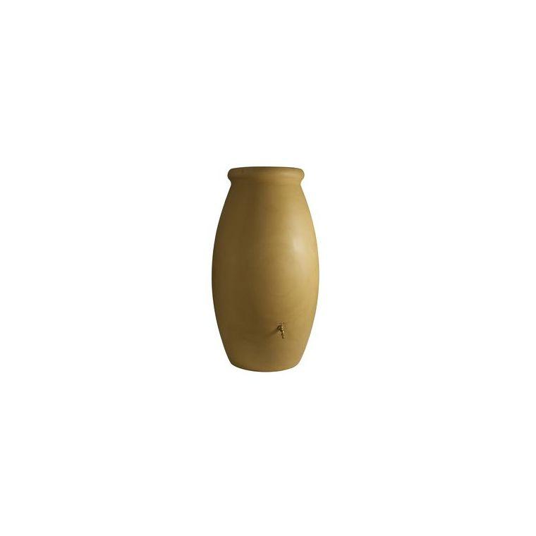 Récupérateur d'eau jarre couleur beige - 500 L 481996