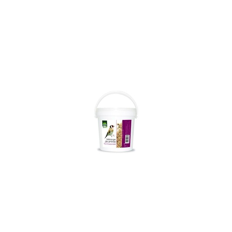 Mélange de graines spécial chardonneret 850 g 482647